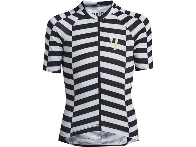 VOID Ride 2.0 Maglietta a maniche corte Donna, nero/bianco